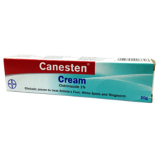 Bayer CANESTEN Cream Clotrimazole For Yeast Infection & Anti Fungal Ring... - $17.30