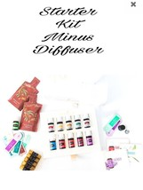 Young Living Premium Starter Kit - NO Diffuser - $115.00