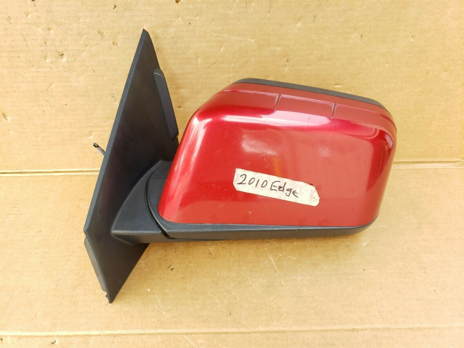 07-10 Ford Edge SideView Side View Door Wing Mirror Driver Left LH (3wire)