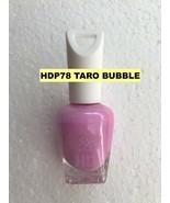 RK BY RUBY KISSES HD NAIL POLISH HIGH DEFINITION  HDP78 TARO BUBBLE - $1.93
