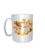 Autumn mug ref1711. - $12.43