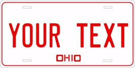 Ohio 1975 License Plate Personalized Custom Car Auto Bike Motorcycle Moped - $10.99+