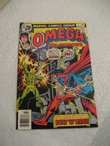 OMEGA THE UNKNOWN #3 marvel comics very fine condition 1976 - $5.93