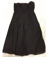 J. Crew Brown Strapless A-Line Dress Size 8 - $19.80