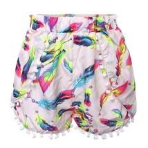 ZANZEA Hot Sale 2018 Women Floral Printed Beachwear Shorts Casual Shorts High Wa - $31.90