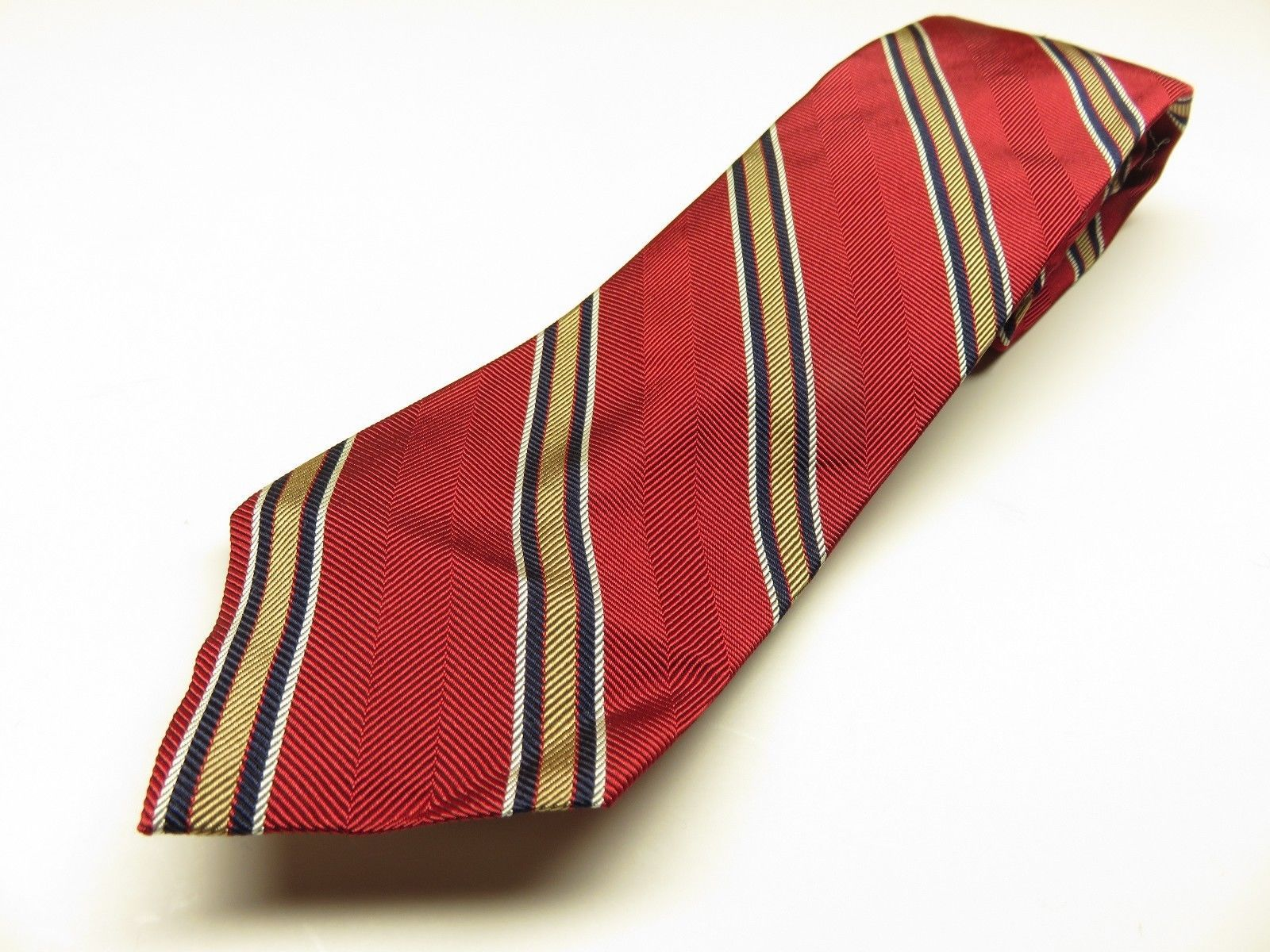247de97a9add 90s Christian Dior Red Tie With Bronze and 50 similar items. S l1600