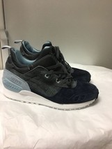 Asics Gel-Lyte Mid Suede MT Carbon Light Gray Navy Blue(HL7Z1-9797) SZ M... - $73.35