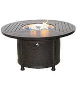 """OUTDOOR PATIO 50"""" ROUND DINING FIRE TABLE - SERIES 4000 - $2,970.00"""