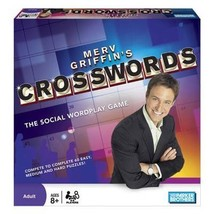 Merv Griffins Crosswords Board Game - $14.55