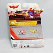 Disney Pixar Planes Secord #4 New in Package - 2015 - Rare image 3
