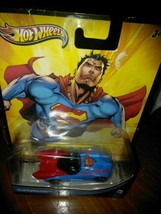 Hot Wheels Superman Mattel Car DC Comics 2012 New Hot Wheels 1:64  Free Shipping - $6.93