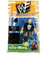 Stone Cold Steve Austin WWF Livewire Jakks Action Figure K-Mart Exclusiv... - $24.70