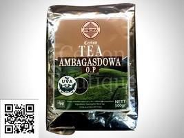 Mlesna Ambagasdowa OP Pure Ceylon Black Tea 500g x 01 pack - $34.55