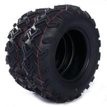 Set of 2 ATV/UTV Tires 25x10-12 Rear /6PR Oshion P306B Brand New with Wa... - $151.90