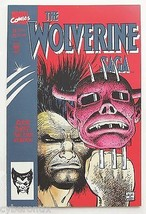 Wolverine Saga Book 3 The Man Reborn Trade 1989 Paperback Graphic Novel NM - $8.70