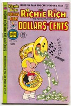 Richie Rich Dollars and Cents #86 1978- Harvey comics VG - $15.13