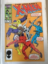Uncanny X-Men #215 1987 NM Condition Marvel Comic Book High End Wolverine - $3.59