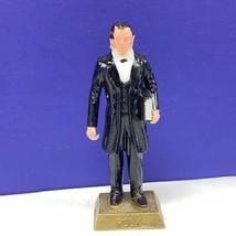 Marx Presidents America USA toy action figure 1960s vintage James K Polk... - $14.80