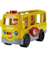 Fisher-Price Little People Sit with Me School Bus - $14.43