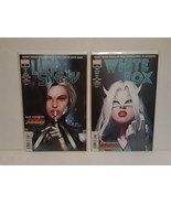 LUNA SNOW AND WHITE FOX #1 - FREE SHIPPING - $14.03