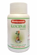 100% Ayurvedic | Baidyanath Kanchnar Guggul Tablet (Pack of 400 Tablets) | - $45.75