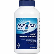One A Day Men's Multivitamin Tablets, 300 ct. (Pack of 2) - $62.72