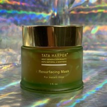 1 Oz. Tata Harper Resurfacing Mask NEW WITH BOX Instantly Restores Radiance image 2