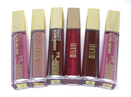 MILANI AMORE MATTE  Lip Creme Lip Gloss 0.21oz./6g Choose Shade - $7.95