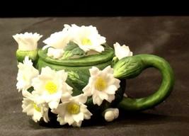 Armchair Shopper Daisy Teapot #281103 AA-191599 Vintage