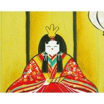 Tokyo Art Gallery ISHIHARA - Japanese Hanging Scroll - Kakejiku : Girl's Day ... - $658.35