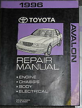 1996 TOYOTA AVALON Service Repair Workshop Shop Manual OEM - $33.61