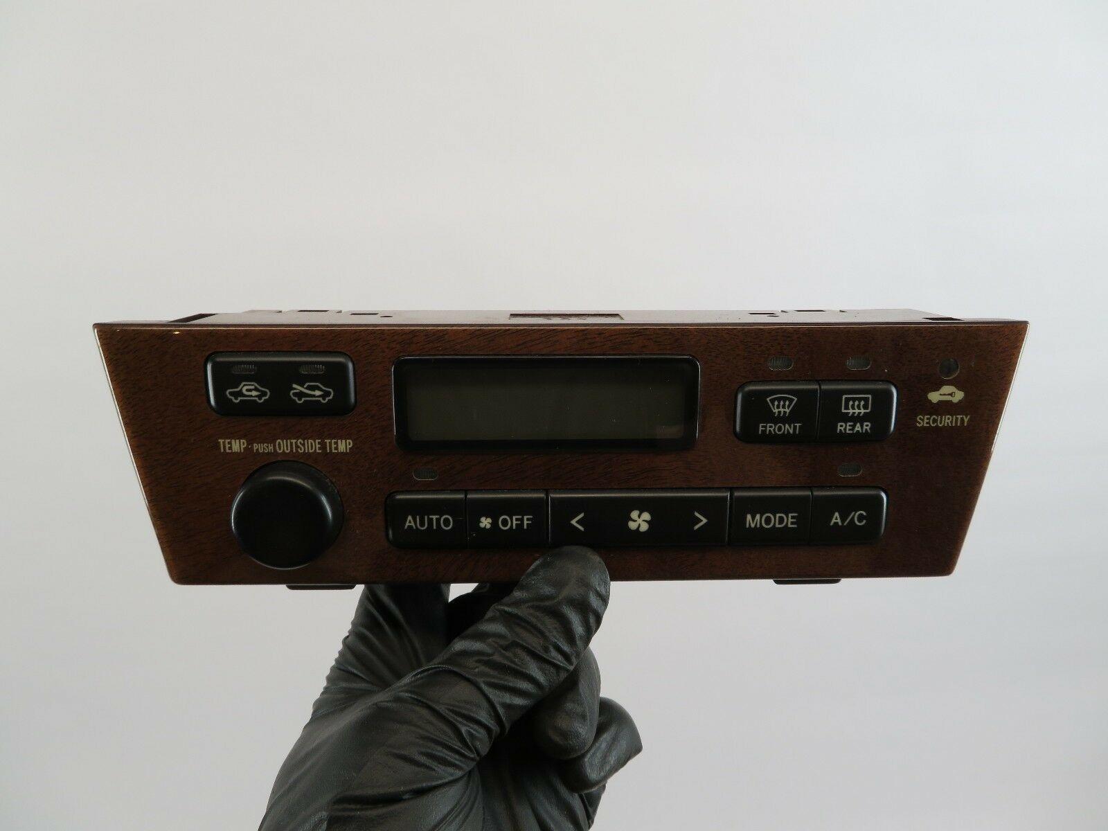 #6566C LEXUS ES300 ES 300 00 01 OEM DASH TEMP AC HEAT AIR CLIMATE CONTROL SWITCH - $25.25
