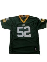 NFL Team Apparel #52 Matthews Green Bay Packers Youth XL 18-20 Football ... - $28.79