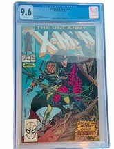 Gambit First 1st Appearance Comic Book CGC 9.6 Graded 1990 Uncanny X-Men... - $1,188.00