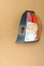 09-13 Subaru Forester Taillight Brake Light Lamp Right Passenger Side RH image 2