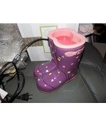 Scentsy Full Size Wellies Warmer EUC - $64.00