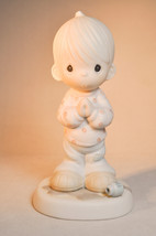 Precious Moments: Help Lord, I'm In A Spot - 100269 - Classic Figure - $14.44