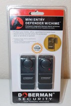 DOBERMAN SECURITY Entry Defender w/Chime Model# SE-0129-New