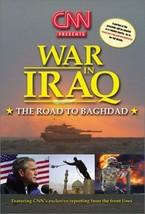 CNN Presents - War in Iraq - The Road to Baghdad [DVD]
