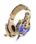 Professional Gaming Headset Microphone LED Light ps4 PC Smartphone - $187.06