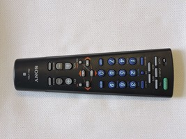 SONY RM-V18A 5-Device Universal Remote Link to Instructions Free Shippin... - $9.95