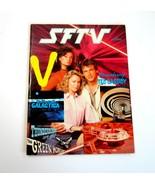 1984 SFTV Magazine - Issue #1 - Thunderbirds - Green Hornet - Ted Cassidy - $14.50