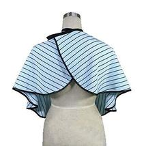 Anself Hairdressing Gown Cape Salon Hairstylist Barber Cloth Wrap Protect
