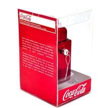 Kurt S Adler Coca-Cola & Santa Delivery Truck Hand-Crafted Glass Ornament CC4151 image 3