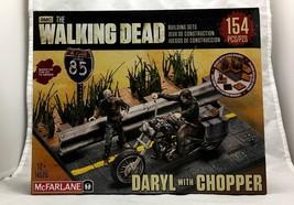 McFarlane Toys Building Sets -The Walking Dead TV Daryl Dixon With Chopp... - $9.85