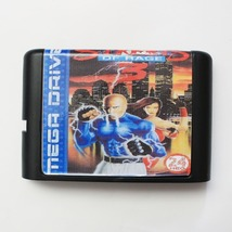 Streets Of Rage 3 16 bit MD Game Card For Sega Mega Drive For Genesis - $9.99