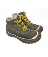 KEEN Kids Womens Sz 3 EU 35 Cute Comfort Trail Hiking Boots - $45.99