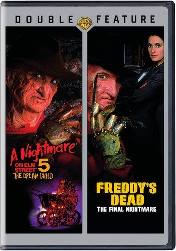 Nightmare on Elm Street 5 & 6 Dream Child/Freddy's Dead DVD