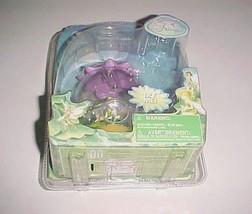 Disney Store Tinkerbell Fairies Fantasy Bubble Figurine New - $19.79