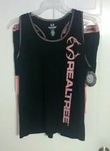 REALTREE Woman's Black Tank Top & Shorts Sleep Set - REALTREE - Size: XL - $11.61